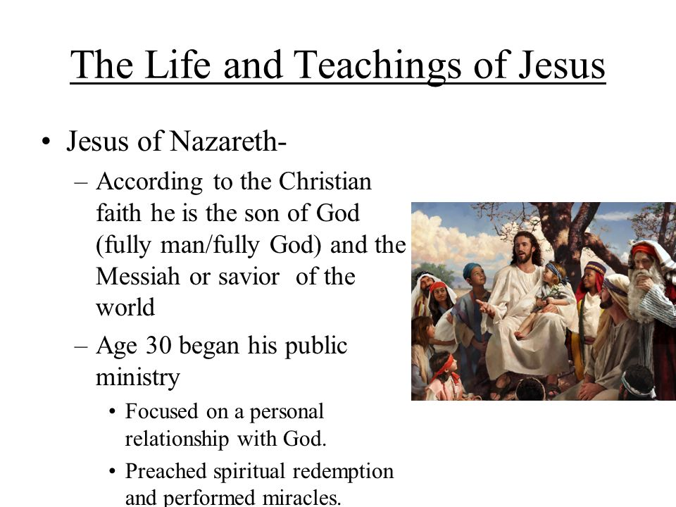 """jesus of nazareth the man that the world followed Zeffirelli has long cited nostra aetate as a guiding influence on """"jesus of nazareth"""" zeffirelli wanted to emphasize the jewishness of jesus, his followers, and their world in a way no other production had done."""