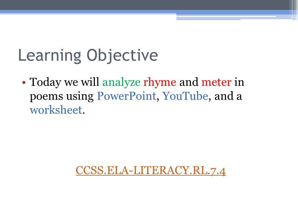The Sounds of Poetry by John Malcolm Brinnin ppt video online – Analyzing Poetry Worksheet