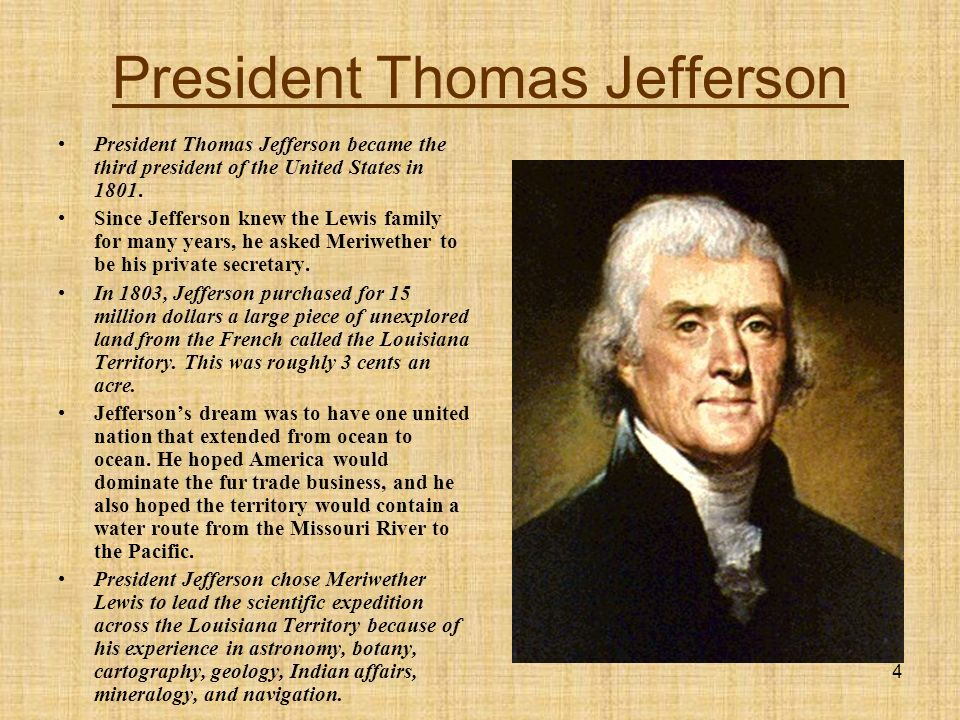 the presidential legacy of thomas jefferson The name of thomas jefferson, so long vilified by the modern left, is echoing in american political chambers the echoing legacy of thomas jefferson.