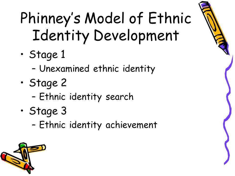 Phinney Ethnic Identity Development 20