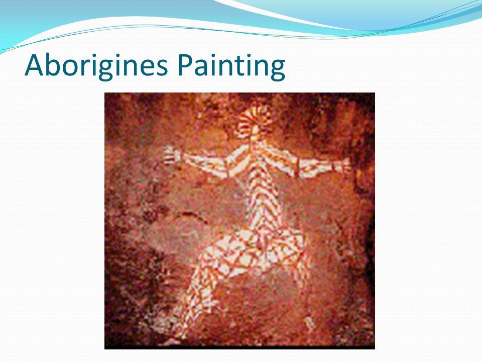 Aborigines Painting