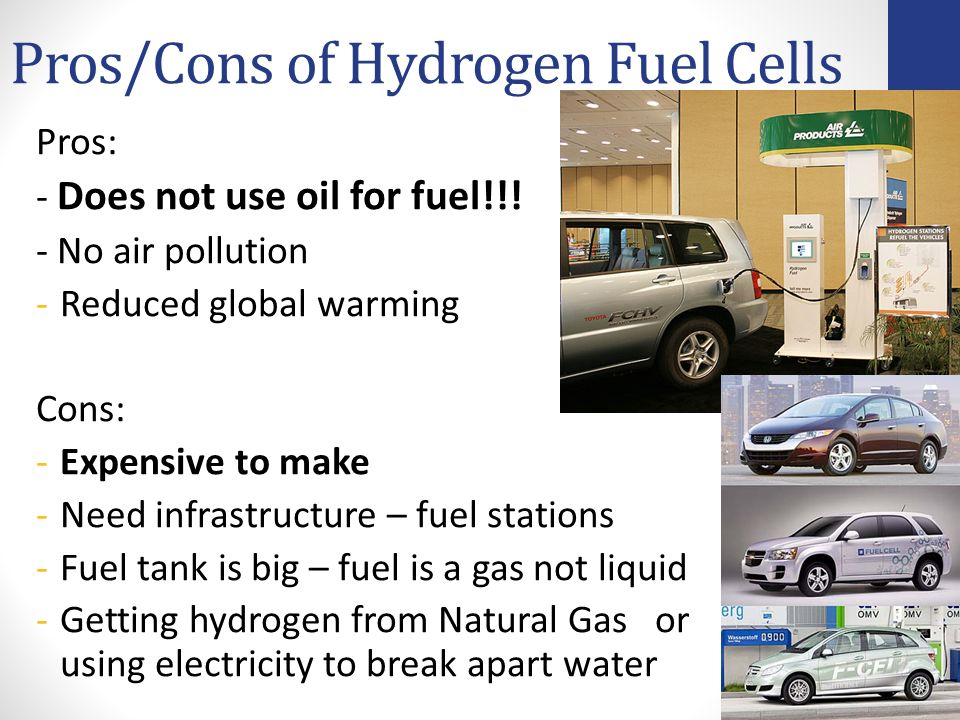 Natural Gas Cars Pros And Cons