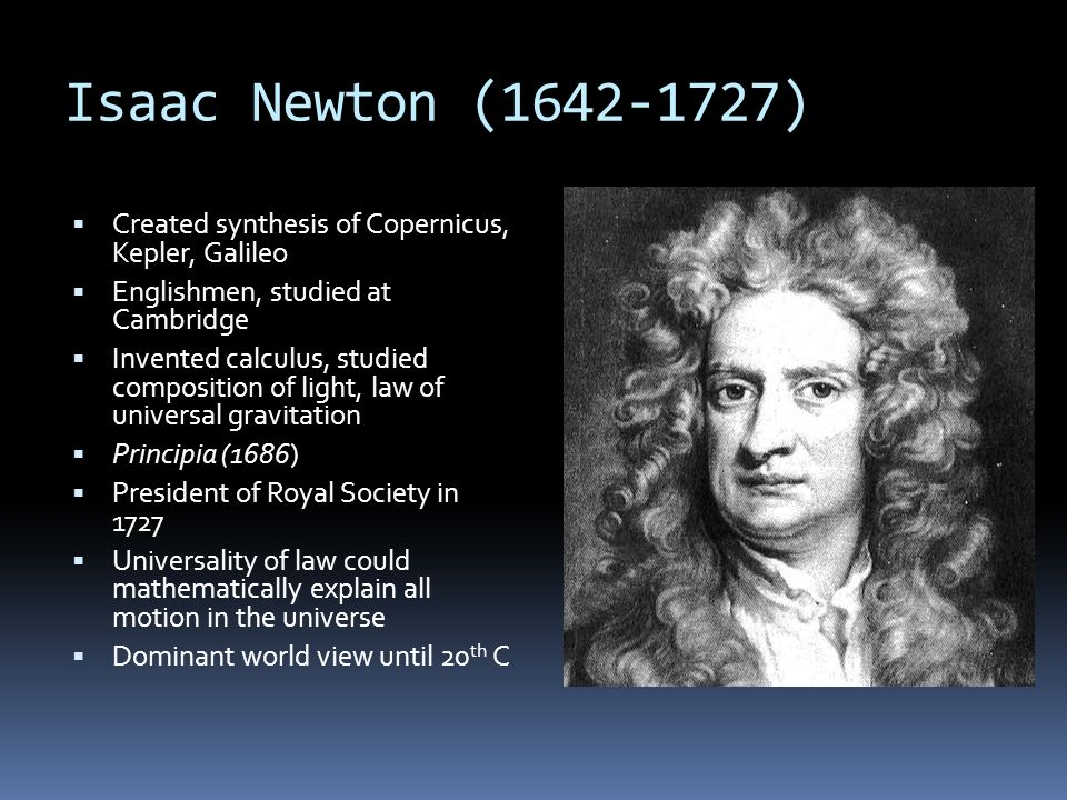 gravity isaac newton and astronomy - photo #42