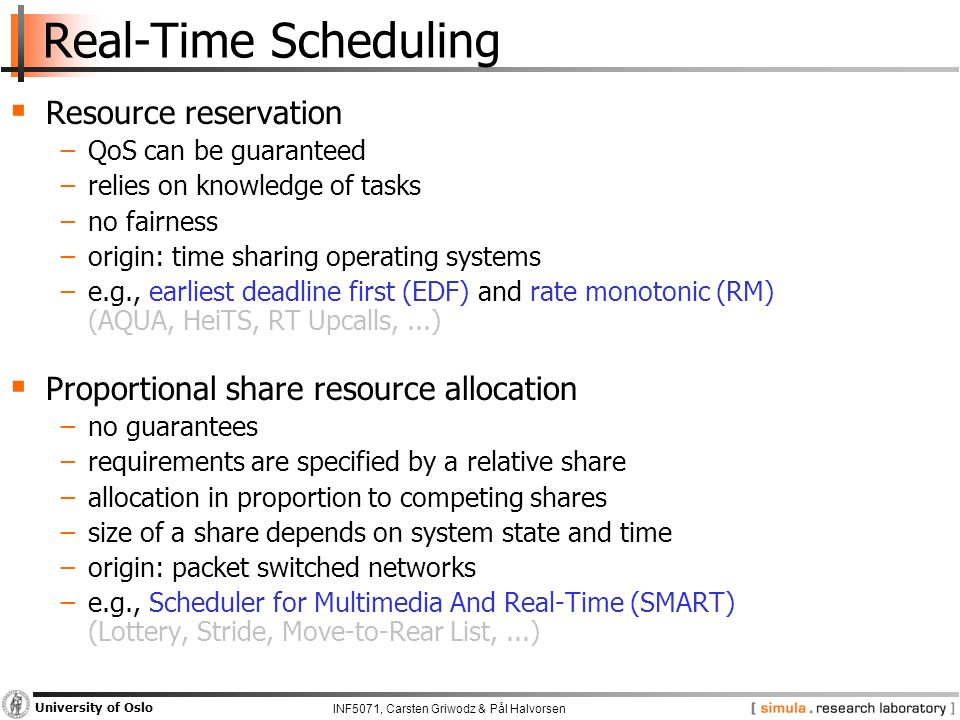 rate monotonic scheduling example pdf