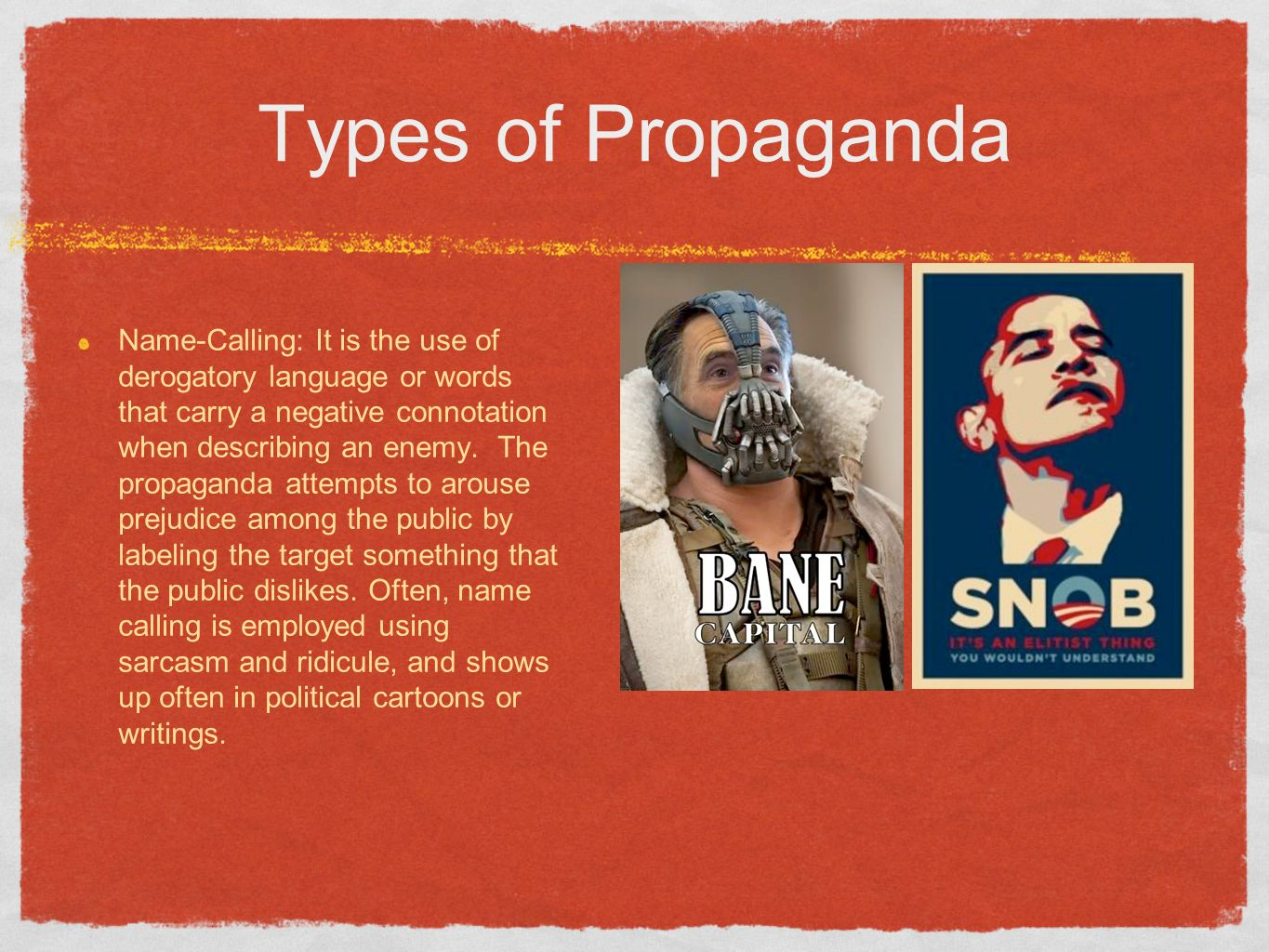 an analysis of how political propaganda is used as a deception Despite the importance of propaganda and psychological warfare to the war effort, the united states moved quickly to dismantle the propaganda apparatus it had constructed during world war ii.