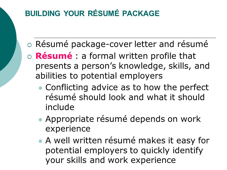 5 what does a resume look like budget template letter