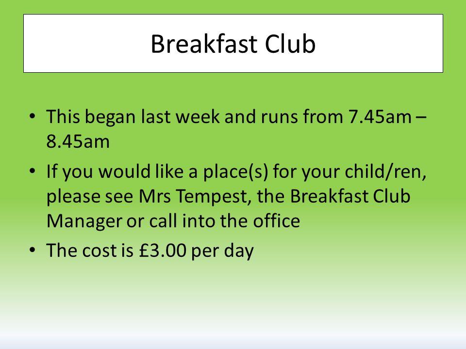 scenario two cost club week three