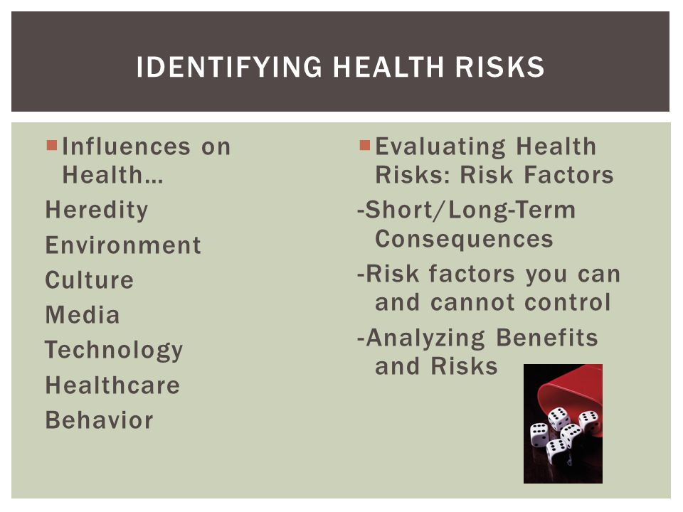 defining health and identifying influences on Identifying and analyzing stakeholders and their interests section 8 identifying and analyzing stakeholders and and different levels of influence.