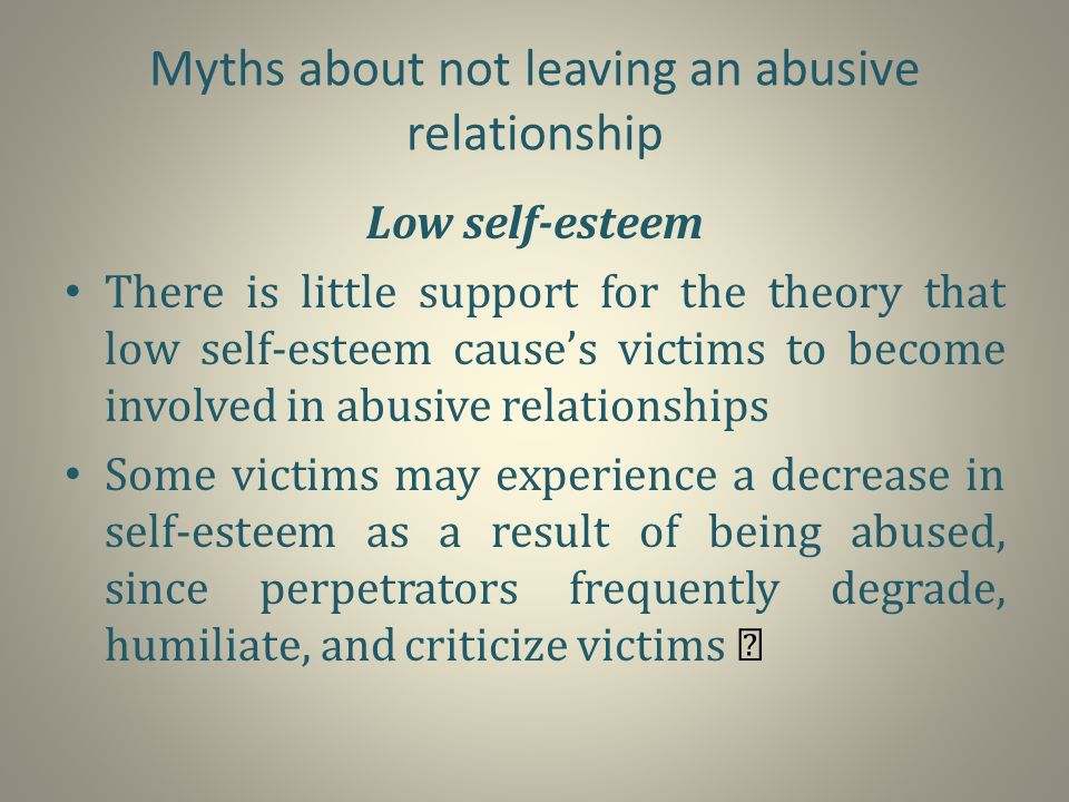 dating after leaving abusive relationship After the abuse has ended   confused while leaving an abusive relationship   many teens suffer 'cyber' dating abuse, study suggests.