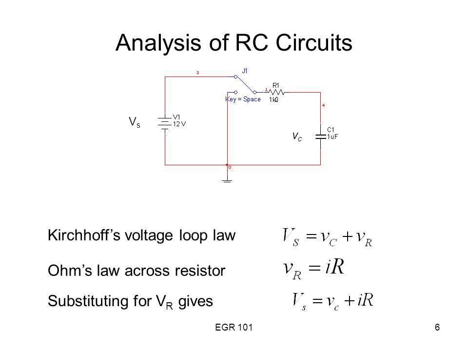 Parallel Resistor-Capacitor Circuits