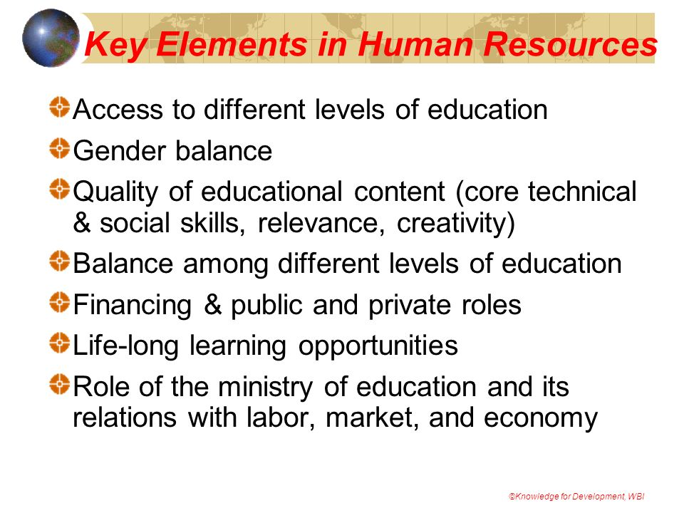 role of education in human development The international journal of educational development reports new insights and fosters critical debate about the role that education plays in development topics include economic growth and poverty reduction, human rights and well being, democracy and environmental sustainability.