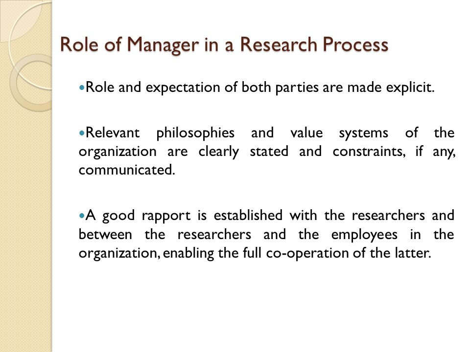 role of a manager in an organization Management's role in shaping organizational culture aim the present study addresses the importance of the manager's role in the development and maintenance of organizational culture.