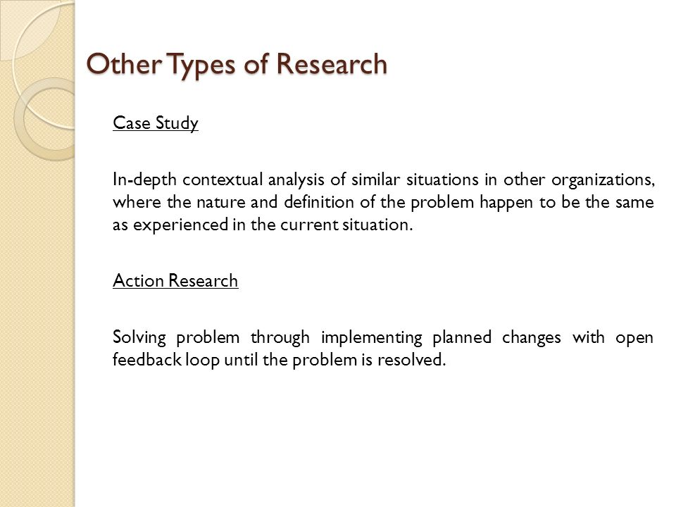 common types of research paper It prescribes methods for citing information and ideas that are not common knowledge or if you're writing papers that require research, you've.