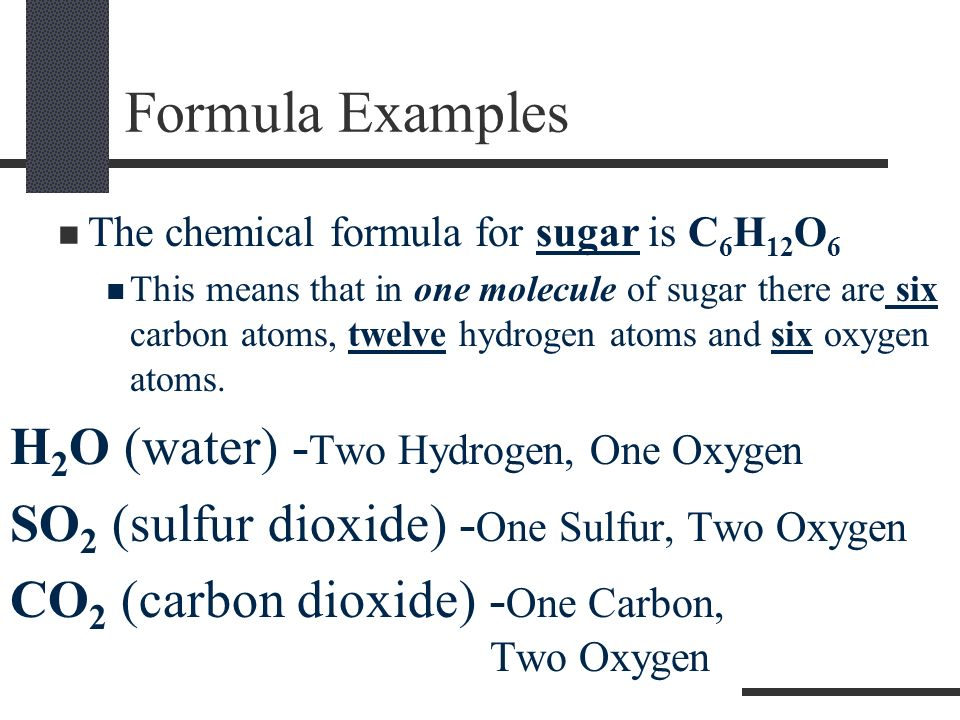 What Is The Chemical Makeup Of Sugar - Mugeek Vidalondon