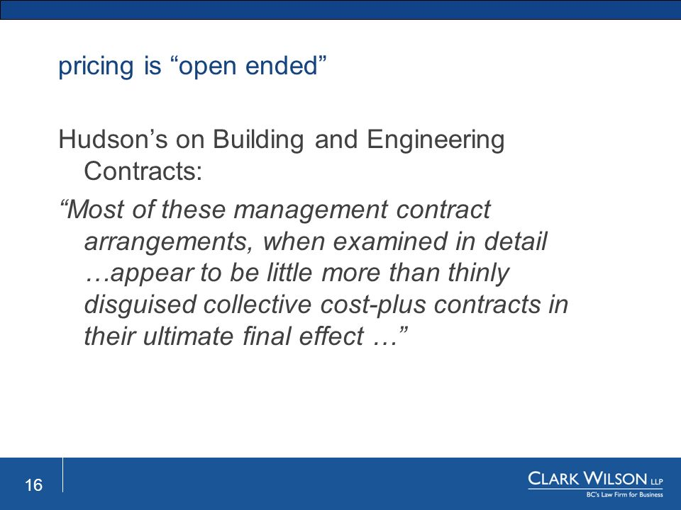 Outline today s session overview of the new forms ppt for Cost plus building contract template