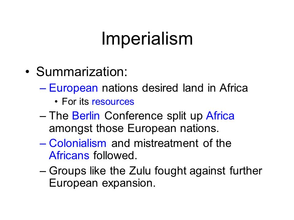 an analysis of the expansion of european imperialism Imperialism: the idea and reality of british and french colonial expansion winfried baumgart devotes this study to defining the idea of european imperialism he split this broad concept into three separate and more manageable subcategories.