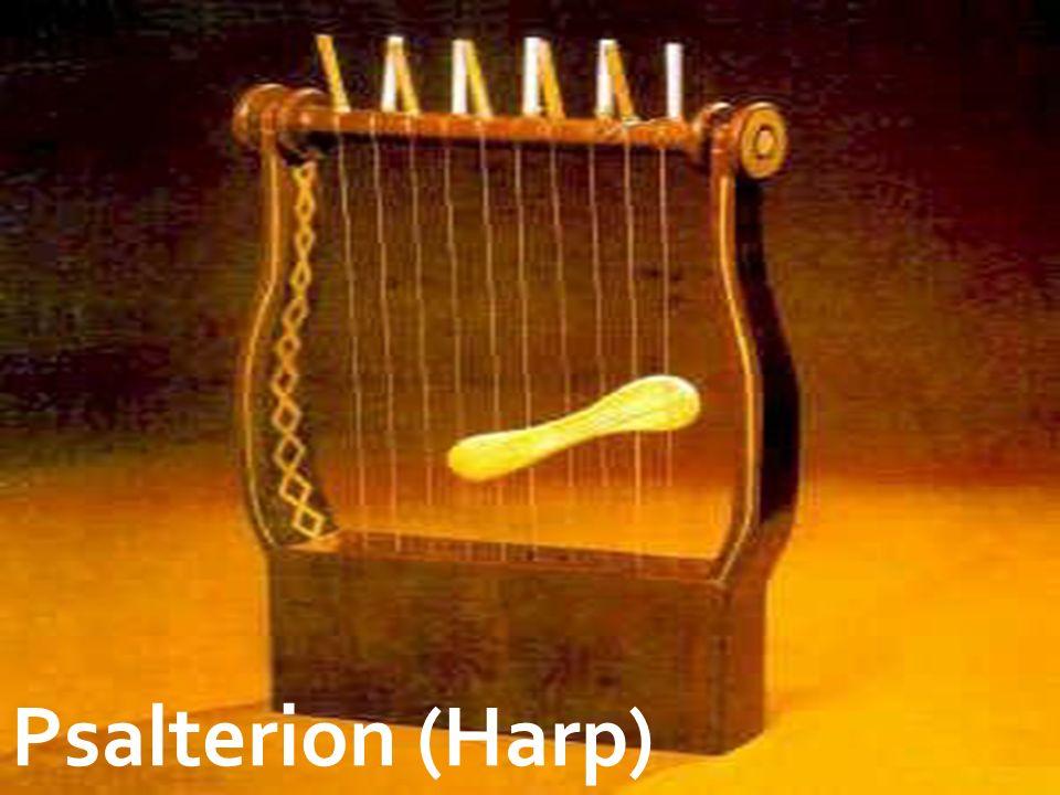 Psalterion (Harp)