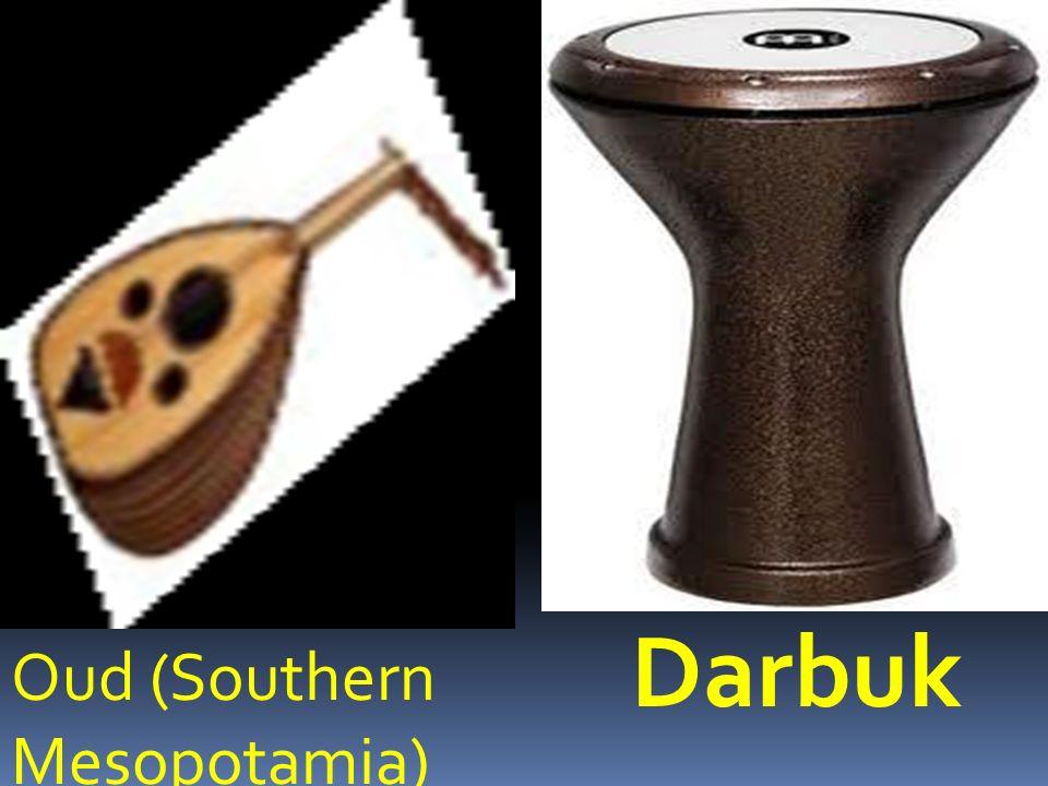 Darbuk Oud (Southern Mesopotamia)