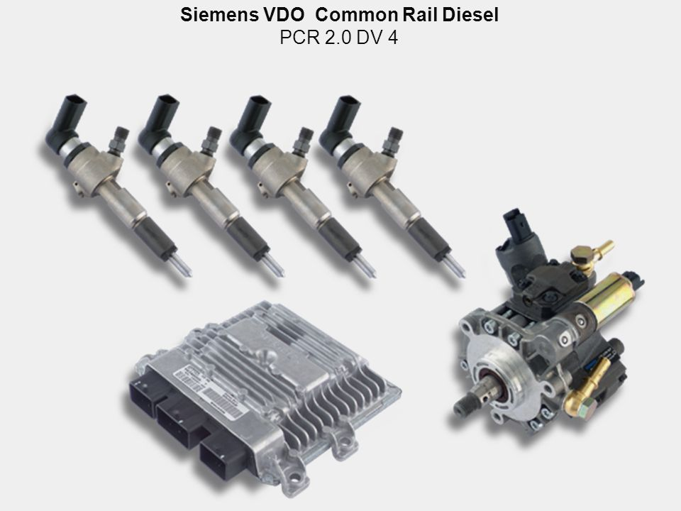 siemens vdo common rail diesel ppt video online download. Black Bedroom Furniture Sets. Home Design Ideas