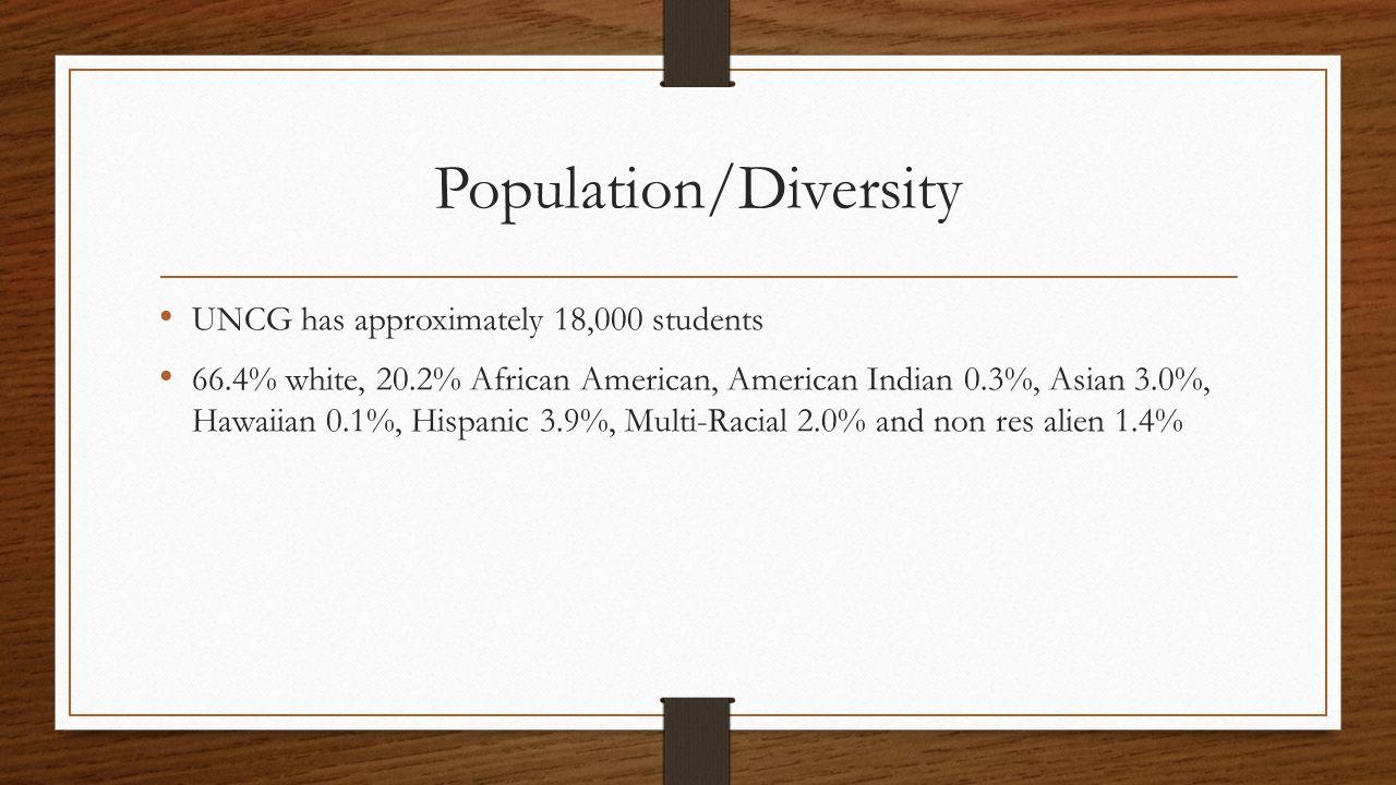 Population/Diversity