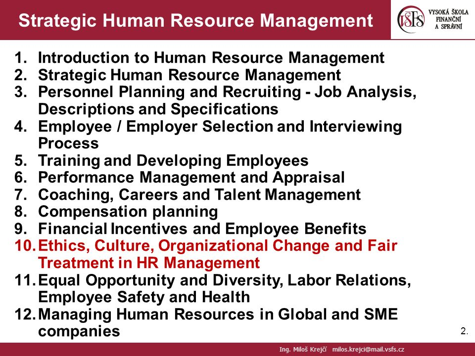ethics and human resources essay Preamble human services is a profession developed in response to the direction  of human needs and human problems in the 1960's characterized by an.