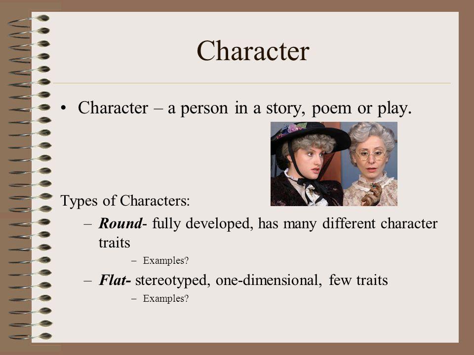Character breakdown example analysis examples effortless pics ...