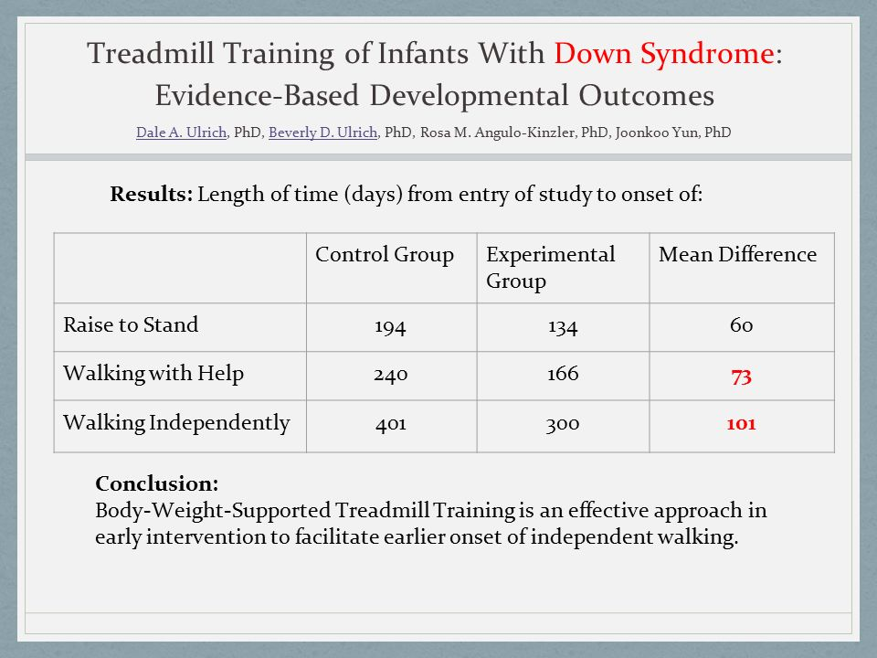 controlled partial body-weight help for the purpose of cardio equipment training-a condition study