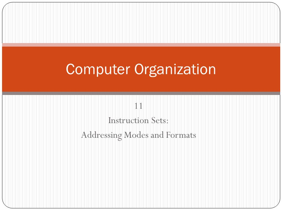 computer organisation The definition of a computer outlines its capabilities a computer is an electronic device that can store, retrieve, and process data therefore, all of the instructions that we give to the computer relate to storing, retrieving, and processing data.