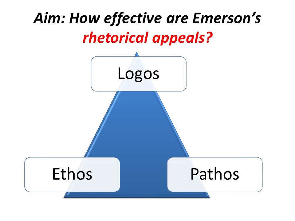 do now which essay has the more effective argument self 2 aim