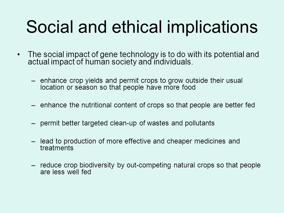 social impact of technology pdf