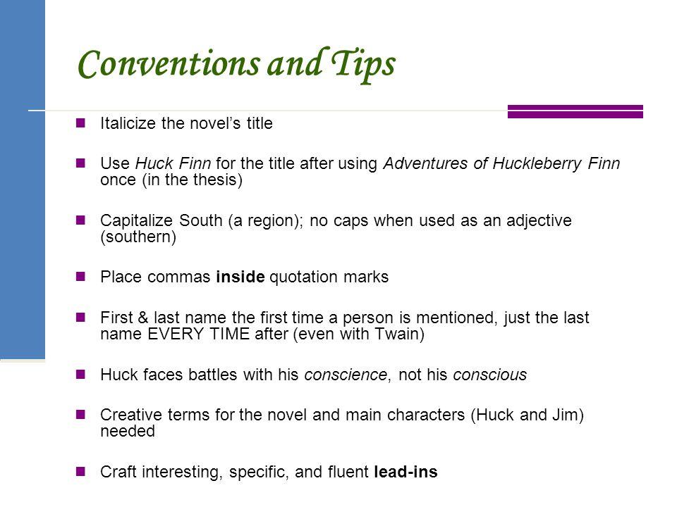 Huck Finn Freedom Vs Civilization Essay