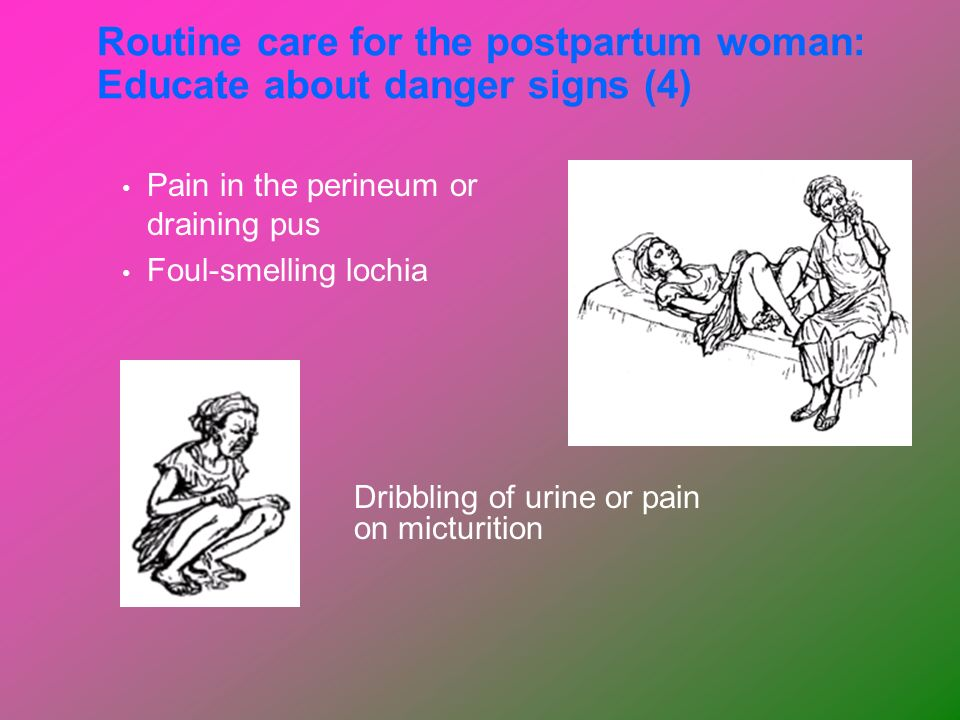the dangers of postpartum hemorrhage Acog practice bulletin clinical management guidelines for obstetrician-gynecologists background the american college of obstetricians and gynecolo- postpartum hemorrhage and usually should be suspected first as the etiology of postpartum hemorrhage (14.