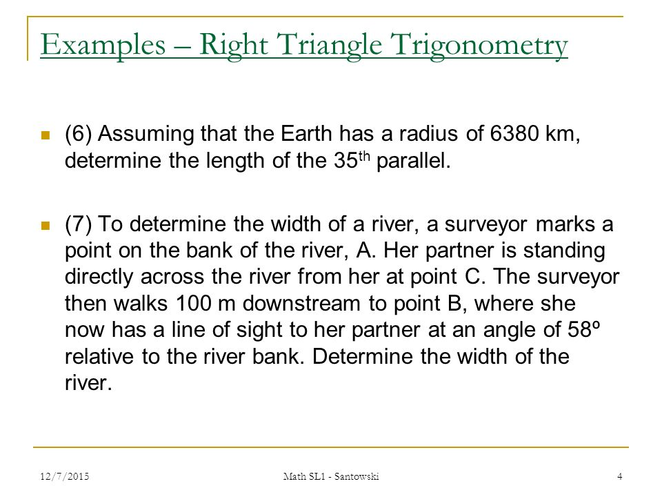 Lesson 28 Review of Right Triangle Trig the Sine Law Cosine – Right Triangle Trigonometry Word Problems Worksheet