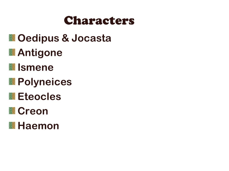 antigone vs jocasta essay Comparsion essay of antigone and oedipus rex the main characters in the plays antigone and oedipus rex, which are antigone and oedipus rex.