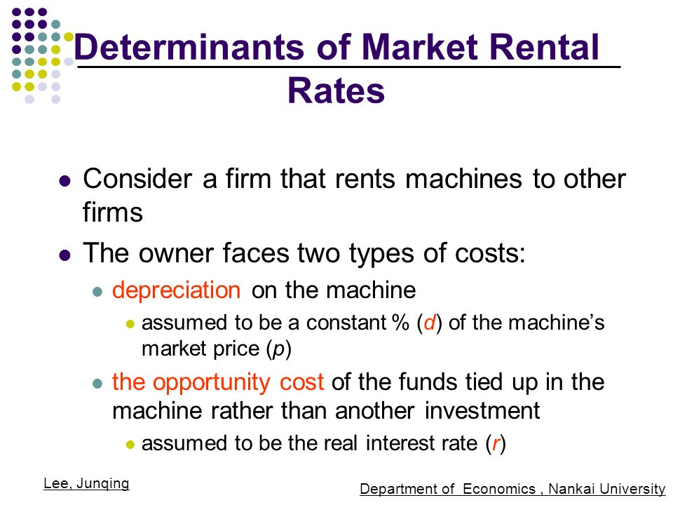 interest rates and other critical determinants Get a deeper understanding of the importance of interest rates and what  100  most influential advisors and their contributions to critical conversations on  finance  but prevailing interest rates are always changing, and different types  of loans  of the factors detailed above, supply and demand are, as we implied  earlier,.