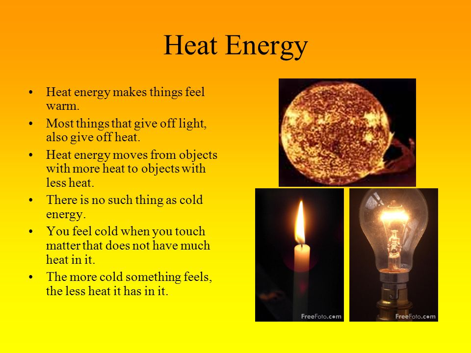 Things That Heat : Ch forms of energy vocabulary ppt video online