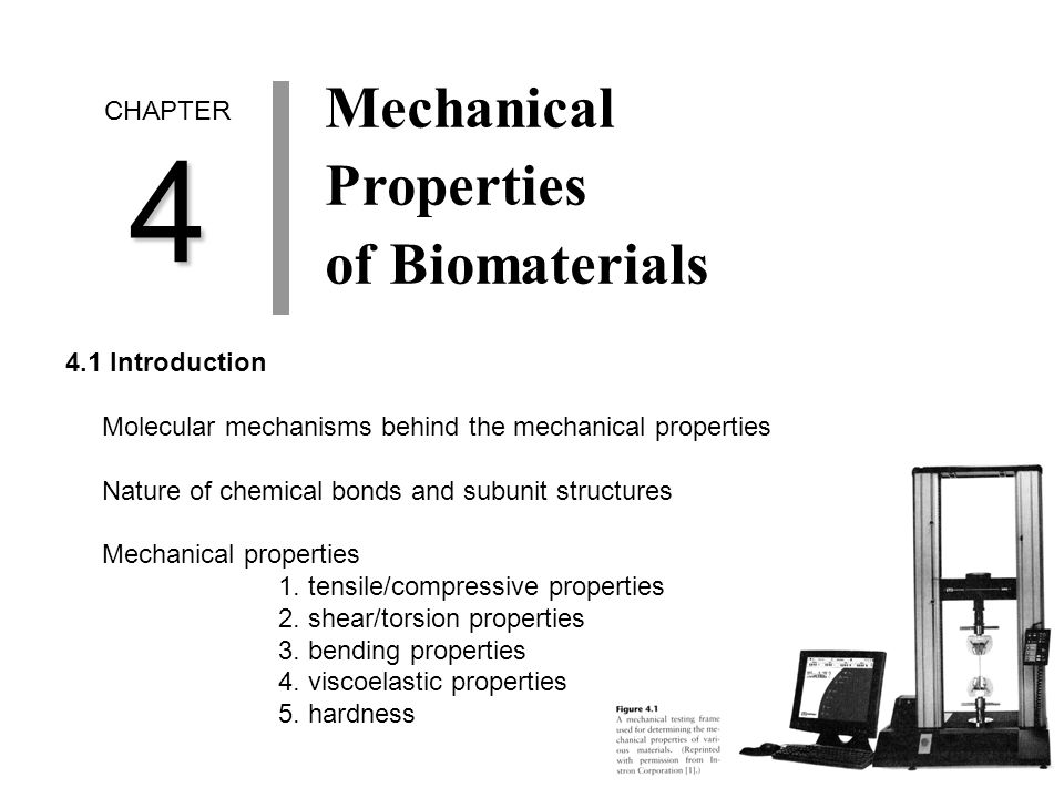 Biomaterials – an overview.