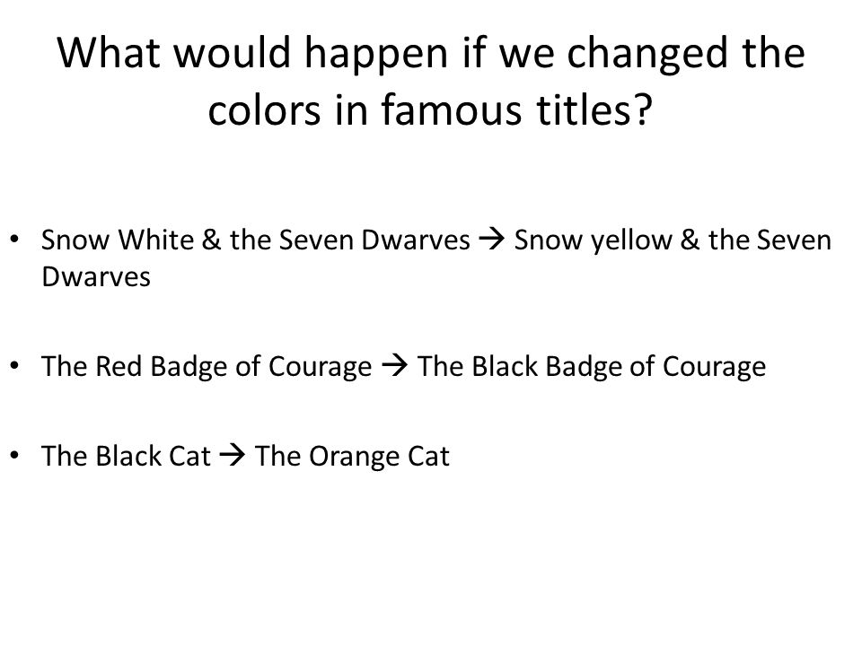 color symbolism in the red badge of courage essay Symbolism red essaysthe symbolism in a soldier the story the red badge of courage, by stephen crane, was written to reflect the harsh civil war realities cranes style of writing to portray these realities included the technique of symbolism.