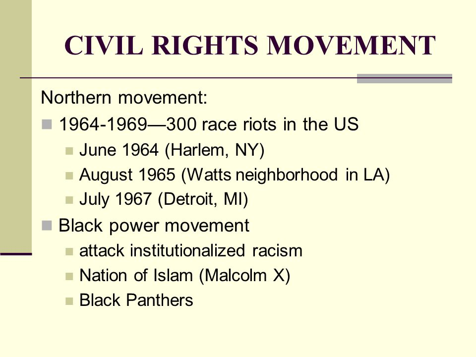a study of malcolm x the black power movement and the nation of islam Martin luther king jr and malcolm x are the names that come to mind for most   keywords: civil rights movement, black power, women, gender  can be seen in  research on black power, where local studies have sometimes brought women's   similarly, most nation of islam (noi) women abided by the notion of gender.