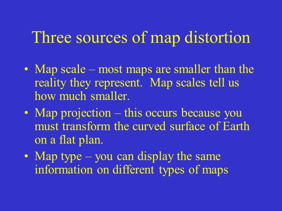 Mr Keller AP Human Geography September Ppt Download - What do the different types of maps tell us