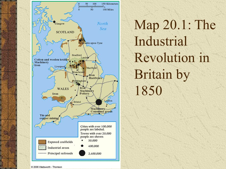 the industrial revolution of great britain Conventional wisdom says britain's transformation in the 18th century from an  agrarian economy to an industrial one was largely midwifed by.