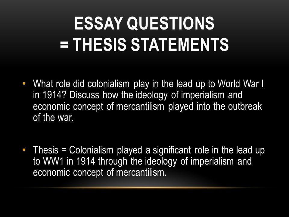 ww chapter test essay ppt video online  6 essay questions