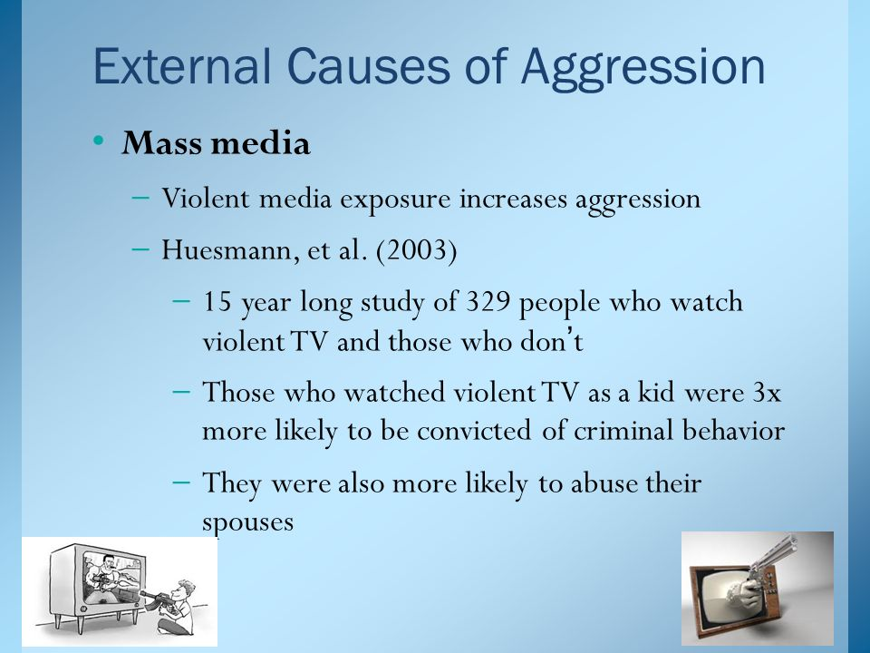 The Impact of Violent Television Programs and Movies