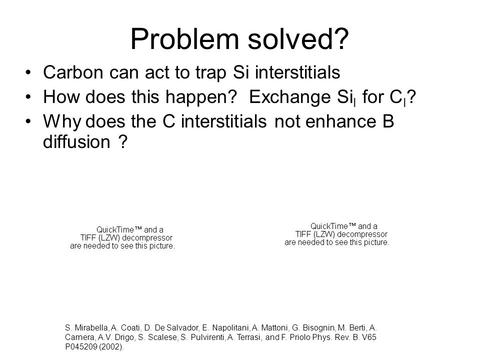 What problems solves activated carbon 42