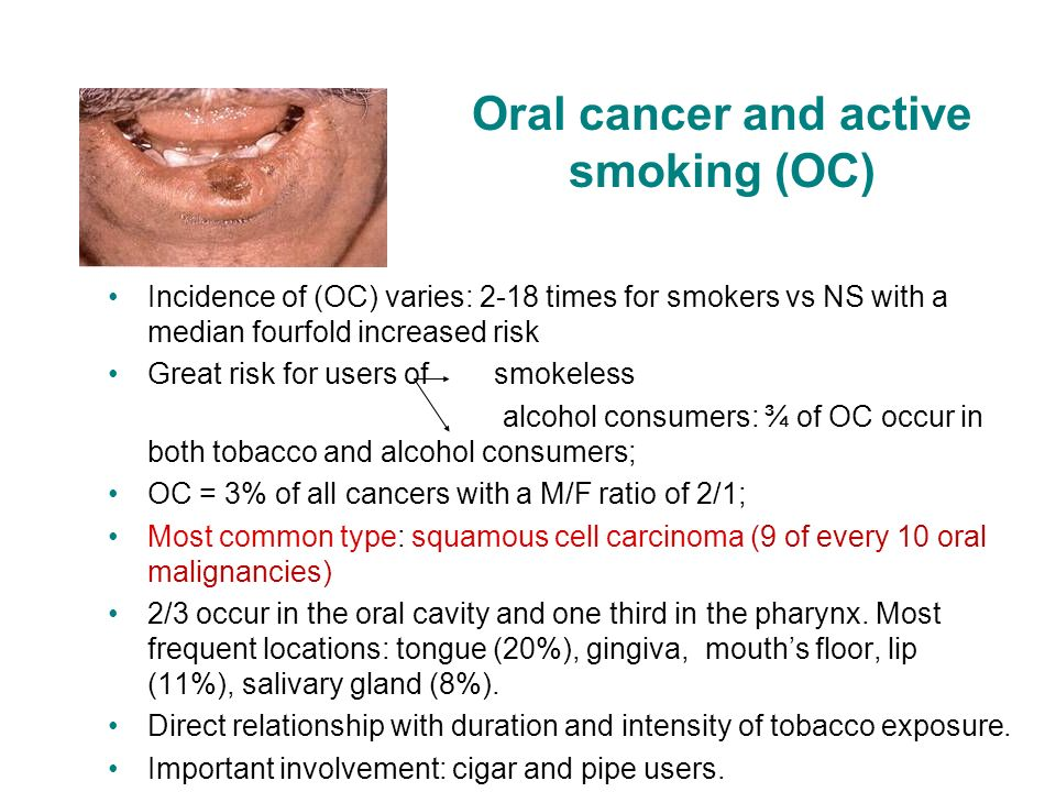Smoking: Cancer and Active Stimulant Essay Sample