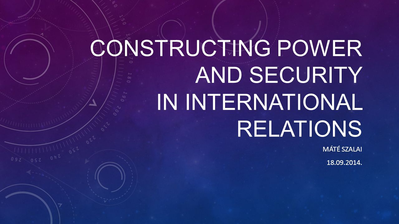 power in international relations feminism and Full-text paper (pdf): international relations theory: contributions of a feminist standpoint.