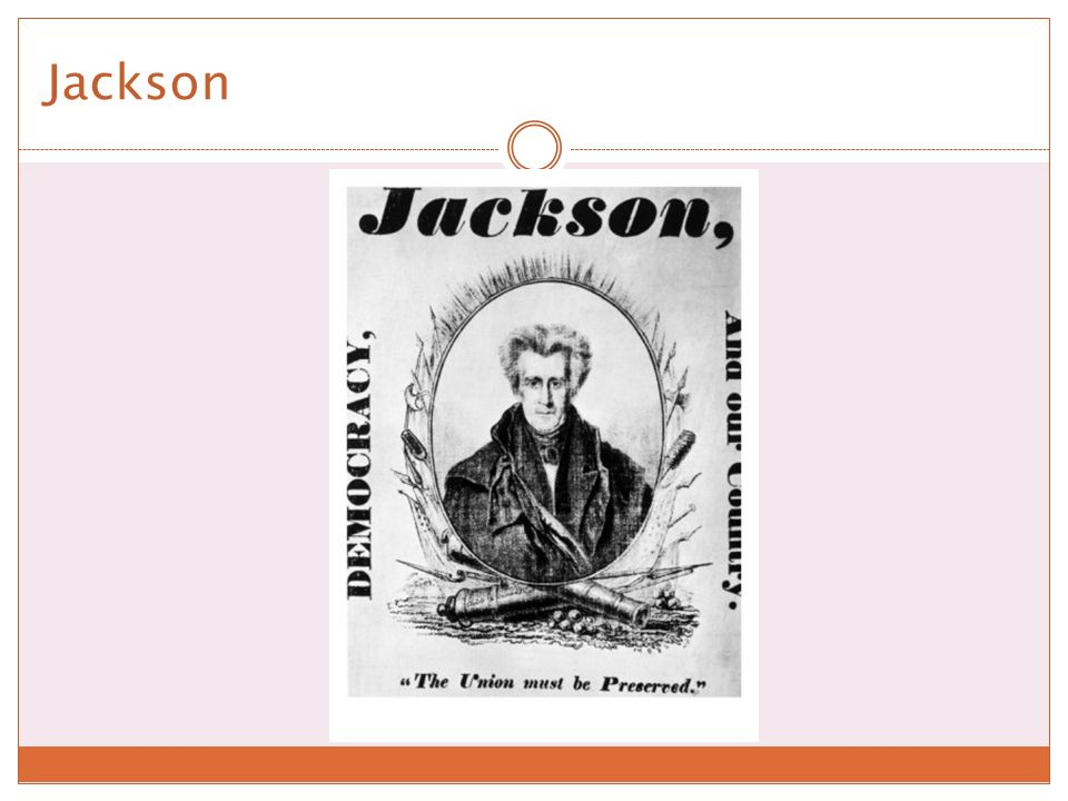 a biography of andrew jackson the tyrant Many others beside myself looked upon andrew jackson as a tyrant, but  in  1860, author james parton published a three-volume life of andrew jackson.