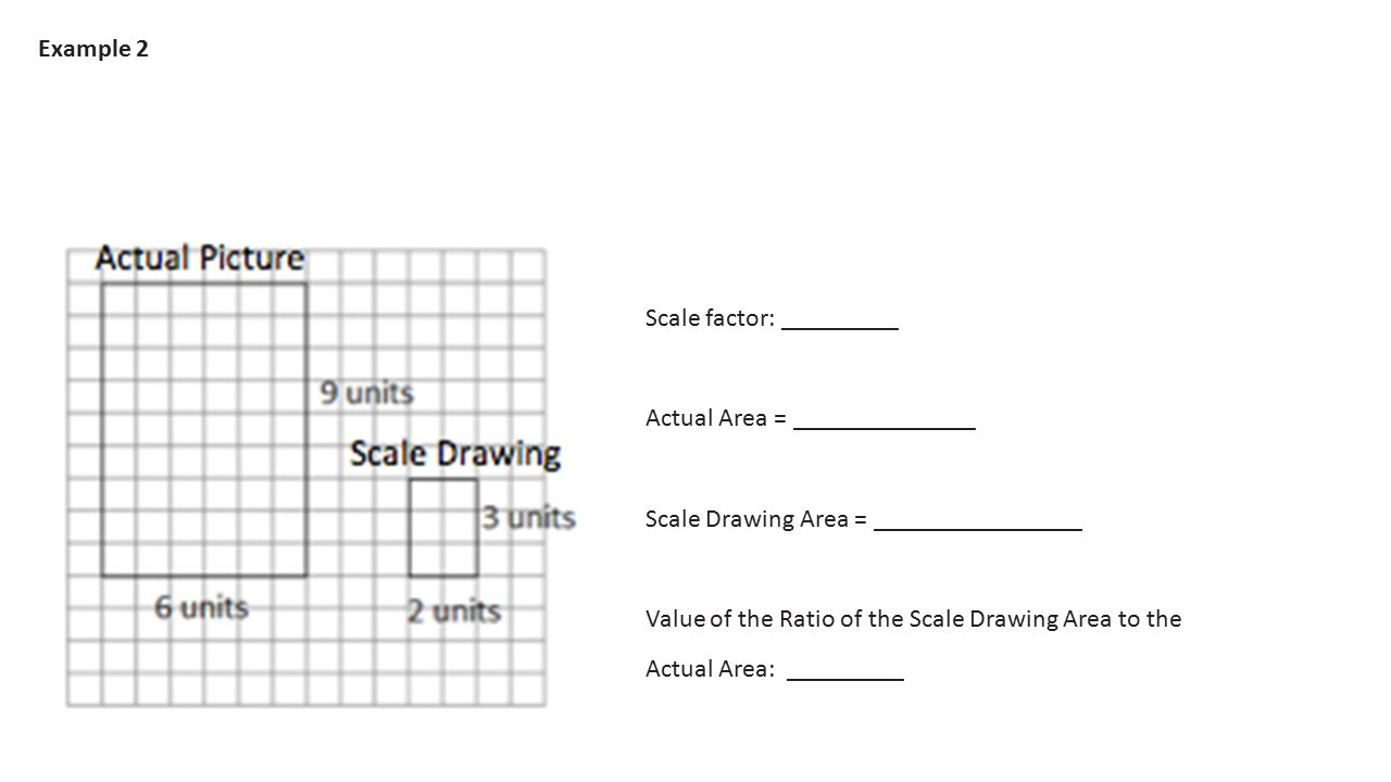 Workbooks scale drawings and scale models worksheets for Blueprint scale