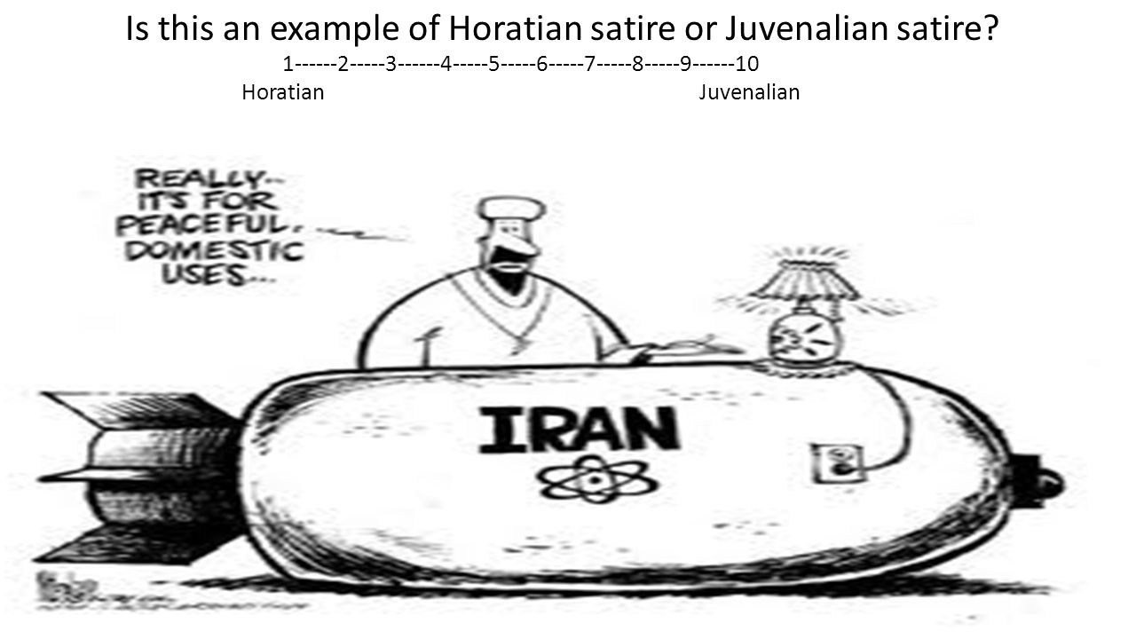 juvenalian and horatian satire essay