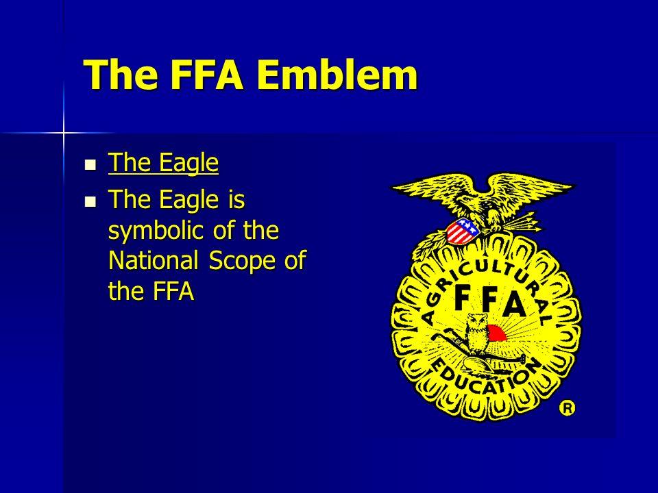 The FFA Emblem The Eagle